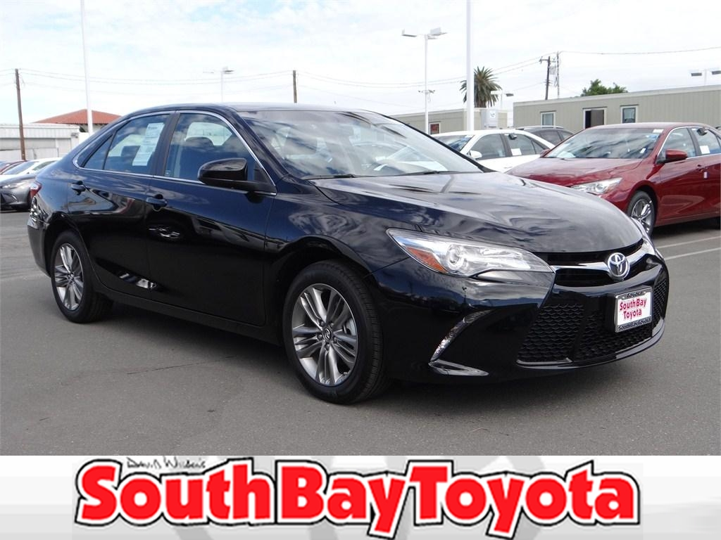 pre owned 2017 toyota camry se 4dr car in gardena 00249218 south bay toyota. Black Bedroom Furniture Sets. Home Design Ideas